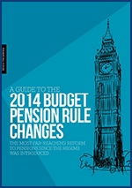 A Guide to the 2014 Budget Pension Rule Changes