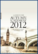 A Guide to the Autumn Statement 2012