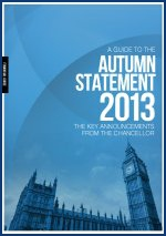 A Guide to the Autumn Statement 2013