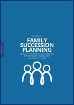 A Guide to Family Succession Planning