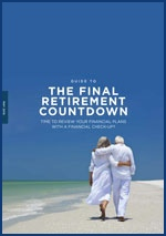 A Guide To The Final Retirement Countdown