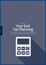 A Guide to Year End Tax Planning
