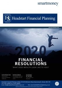Latest Smart Money Edition from Headstart Financial Planning Ltd
