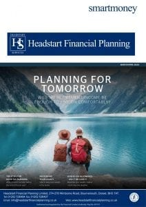 Smart Money March - April 2020 from Headstart Financial Planning